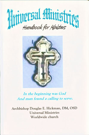 Handbook for Ministers