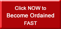 Become Ordained Fast
