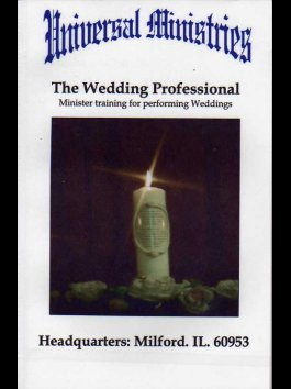 The Wedding Professional